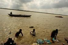 The development plan also includes solid waste and sewage management to clean up the Ganga. Photo: Mint