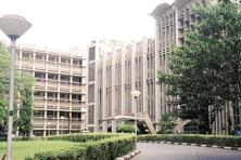 A file photo of Indian Institute of Technology, Mumbai. Photo: HT