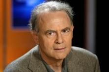 A file photo of French historical novelist Patrick Modiano. Photo: AFP