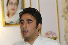 Bilawal Bhutto said he was also seeking peace in Kashmir and his statements over Kashmir should not be misunderstood. Photo: AFP