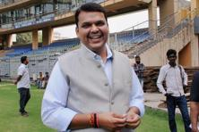 A file photo of Maharashtra chief minister Devendra Fadnavis. Photo: PTI