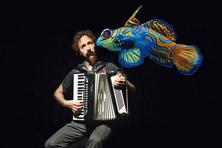 'Vitamin' performed by Italy's Carlo Jacucci, is a comedy, combining mime, puppetry, live accordion and storytelling. It will be staged in Mumbai.
