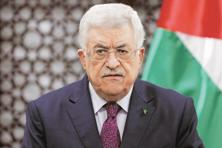 A file photo of Palestinian President Mahmoud Abbas. Photo: AFP