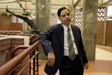 A file photo of Arvind Panagariya. Panagariya will take over as vice-chairman of the new body, a government statement said on Monday. Photo: Mint
