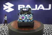 Bajaj Auto was to launch the RE60 in October 2014. Photo: Bloomberg