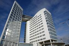 A file photo of International Criminal Court, The Hague, Netherlands. Photo: Bloomberg