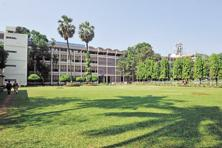 A file photo of the IIT-Bombay campus. Photo: Mint