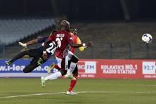 A file photo of a Mohan Bagan vs East Bengal I-League match. To allay concerns of USL's shareholders about related-party transactions, UB Group chairman Vijay Mallya's son Siddharth Mallya may have to step down as chairman of the football team. Photo: PTI