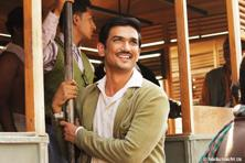 Sushant Singh Rajput plays detective Byomkesh in the film.