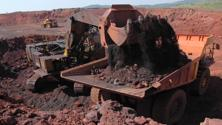 Smaller, higher cost iron ore producers are feeling the pressure on sales, margins and cash flows while the bigger ones enjoy a lower cost structure. Photo: Mint