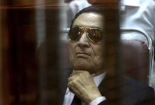 Hosni Mubarak was toppled during the Arab Spring uprisings which swept the region in 2011 and raised hopes of democracy.