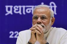 Modi seems to understand the problem and his first steps seem to be in the right direction. Photo: PTI