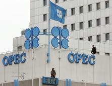 The Opec pumped the most oil last month since October 2012, while the US government says output will start falling from this month.  Photo: Reuters