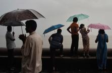 While the IMD predicts rainfall at 88% of the 50-year average this year, Skymet says it will be 102%. Photo: Bloomberg