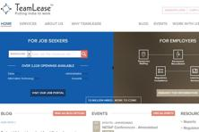 TeamLease says it has helped companies hire more than 1.5 million employees in the last 13 years.
