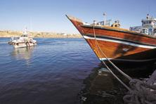 A file photo of a port in Chabahar, Iran. India, which had signed an preliminary pact for the development of the Chabahar port in May, is looking to upgrade it into a commercial agreement. Photo: Reuters