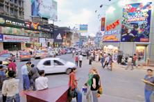 The Bengaluru ad market is currently the third largest in the country. Photo: Hemant Mishra/Mint