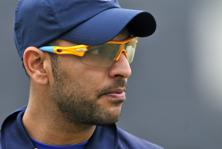 YouWeCan Ventures is backed by cricketer Yuvraj Singh. Photo: HT