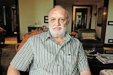 In February this year, Vijaypat Singhania said he would gift his 37% stake in Raymond, worth almost <span class='WebRupee'>Rs.</span>1,041 crore, to his son Gautam. Photo: Getty Images