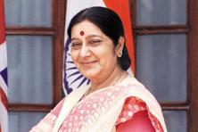 Foreign minister Sushma Swaraj has described India-Pakistan relations like travelling on a pot-holed road. Photo: Mint