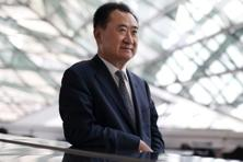 The worst affected among the mainland Chinese billionaires included Asia's richest man, Wang Jianlin, who saw his fortunes decline by $3.6 billion or 10.4% from the previous day. Photo: Bloomberg