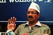 A file photo of Aam Aadmi Party chief Arvind Kejriwal. Photo: Mint