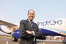 IndiGo CEO and president Aditya Ghosh. Photo: Bloomberg