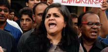 Teesta and her husband, who have been fighting for justice for the riot victims, have denied all allegations. Photo: PTI