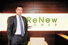 Sumant Sinha, founder chairman and chief executive at ReNew Power. Photo: Pradeep Gaur/Mint