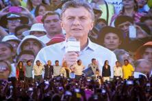 Macri, the son of an Italian-born construction magnate, will become only the third non-Peronist leader since the end of military rule in 1983. Photo: Bloomberg