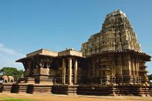 Ramappa temple is the only temple to be named after its builder. Photo: Lakshmi Prabhala