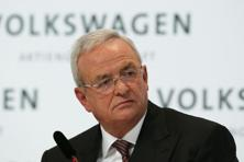 Martin Winterkorn. Photo: Reuters