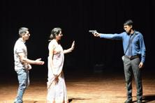 Badlapur is one of the three short plays the group 'Roshni Rangmanch Ki' will stage in Delhi.