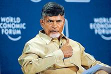 "A file photo of Andhra Pradesh chief minister N. Chandrababu Naidu, who met representatives of retail companies last year to seek their views on crafting the ""best retail policy in the country"". Photo: Reuters"