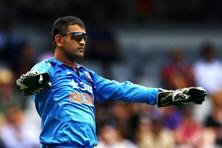 Mahendra Singh Dhoni. Photo: Getty Images