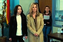 Sandra Bullock (2nd from left) as the spin doctor in 'Our Brand is Crisis'