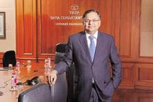 Natarajan Chandrasekaran, managing director and chief executive, Tata Consultancy Services. Photo: Abhijit Bhatlekar/Mint