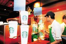 Tata Starbucks has set up 80 stores in six Indian cities as of November 2015. Photo: Abhijit Bhatlekar/Mint