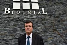 Francois Peaucelle, the head of Biotrial, the company that conducted the trials for Bial, said it was not yet known what caused the tragedy. Photo: AFP