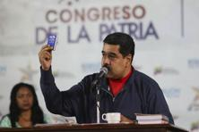Venezuela President Nicolas Maduro. Countries dependent on exports are facing significant hardship because of declining economic activity and falling currencies, and Venezuela is possibly the worst hit as oil is pretty much its only export. Photo: Reuters