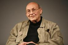 A file photo of professor Marvin Minsky. Photo: Getty Images
