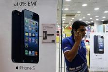 Will Apple give up on its premium price to emerge as a mass product? That could well be integral to their India plans. Photo: Reuters