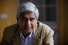 A file photo of external affairs ministry spokesperson Vikas Swarup. Photo: HT
