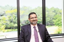 Abidali Neemuchwala, new chief executive officer of Wipro. Photo: Faheem Hussain/Mint