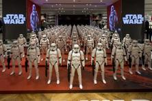 The seventh in that series, The Force Awakens,broke several box office records upon its release  on 18 December to collect $2 billion and become Disney's most successful film ever. Meanwhile, Star Wars toys have netted more than $700 million.  Photo: Reuters