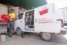 While BigBasket is still India's largest online grocery store, it is facing competition from hyperlocal grocery delivery firms. Photo: Aniruddha Chowdhury/Mint