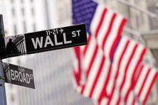 Wall Street was lower, led by weakness in technology shares after poor results from data company Tableau Software and networking platform LinkedIn. Photo: AFP