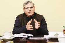 Sitaram Yechury, general secretary, Communist Party of India (Marxist). Photo: Ramesh Pathania/Mint