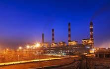 A file photo of Adani Power Plant at Mundra