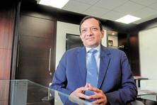 M&M executive director Pawan Goenka says Formula E will promote awareness and understanding about electric vehicles. Photo: Hemant Mishra/Mint